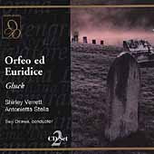 Gluck: Orfeo ed Euridice / Ozawa, Verrett, Stella, et al