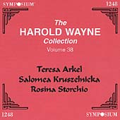 The Harold Wayne Collection Vol 38 - Teresa Arkel, et al