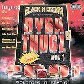 Various Artists: Ryda Thugz, Vol. 1 [PA]