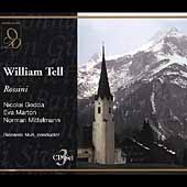 Rossini: William Tell / Muti, Gedda, Marton, et al