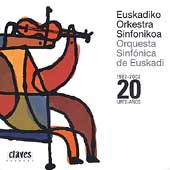 Sounds of the Basque Country / Basque National Orchestra