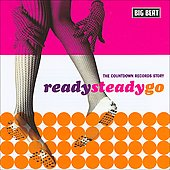 Various Artists: Ready Steady Go: The Countdown Records Story