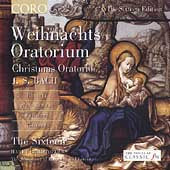 The Sixteen Edition - Bach: Weihnachts Oratorium