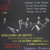 Live at the Library of Congress Vol 1 / Juilliard Quartet