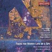 From the Merry Life of a Spy - Music for Brass Quintet