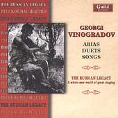 The Russian Legacy / Georgi Vinogradov