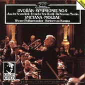 Karajan Gold - Dvor&#225;k: Symphonie no 9 / Vienna PO
