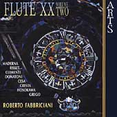 Flute XX, Vol 2 / Fabbriciani