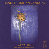 Handel: Italian Cantatas / Academia Arcadia