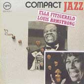 Ella Fitzgerald/Louis Armstrong: Compact Jazz