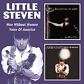 Little Steven/Little Steven & the Disciples of Soul: Men Without Women/Voice of America [Slipcase]
