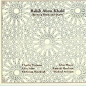 Rabih Abou-Khalil: Between Dusk and Dawn [Digipak]