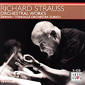 R. Strauss: Orchestral Works / Zinman, et al