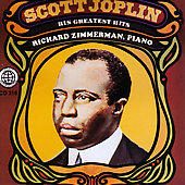 Richard Zimmerman (Piano): Scott Joplin's Greatest Hits