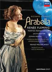 R. Strauss: Arabella / Welser-Most/Zurich Opera House, Fleming [DVD]