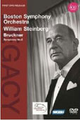 Bruckner: Symphony No. 8 / William Steinberg, Boston Symphony [DVD]
