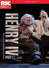 William Shakespeare: Henry IV, Part I / Royal Shakespeare Company; Gregory Doran [2 DVD]