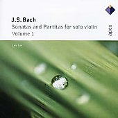 Bach J.s: Sonatas & Partitas For Solo Violin V.1