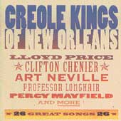 Various Artists: Creole Kings of New Orleans