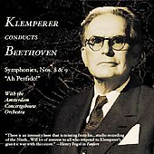 Klemperer conducts Beethoven - Symphonies no 9, etc