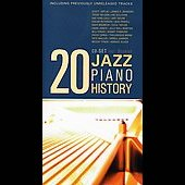 Various Artists: Jazz Piano History