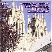 English Concert Music - Adams / Colin Wright