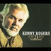 Kenny Rogers: 21 Number Ones [Digipak]