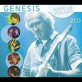 Genesis (U.K. Band): Live in Poland [Digipak]