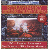 Stravinsky: Petrushka; The Rite of Spring