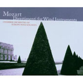 Mozart: Divertimenti for Wind Instruments