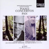 David Monrad Johansen, Johan Kvandal: Piano Concertos; Pan
