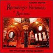 Wayne: Rosenberger Variations / The Romantic