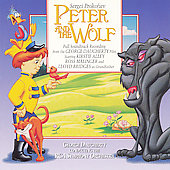George Daugherty: Prokofiev: Peter and the Wolf [Full Soundtrack Recording]
