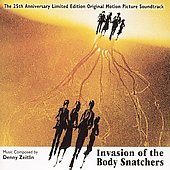 Original Soundtrack: Invasion of the Body Snatchers [25th Anniversary Limited Edition Original Motion Picture Soundtrack]