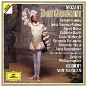 Mozart: Don Giovanni / Karajan, Ramey, Battle, et al