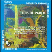 Basque Music Collection, Vol. 9: Music of Luis De Pablo