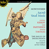 Monteverdi: Sacred Music