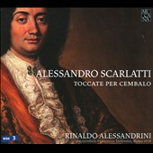 Scarlatti: Toccatas For Harpsichord