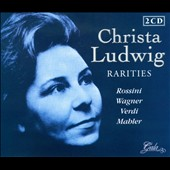 Christa Ludwig Sings Rarities