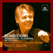 Strauss: Rosenkavalier Suite / Mariss Jansons