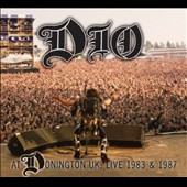 Dio: Dio at Donington UK: Live 1983 & 1987 [Digipak]