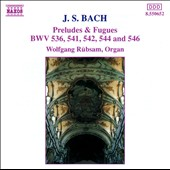 Bach: Preludes & Fugues