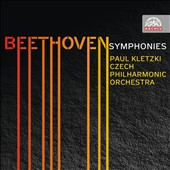 Beethoven: Symphonies / Czech PO