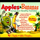 Various Artists: Favorites Series: Apples and Bananas [Digipak]