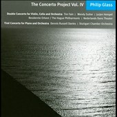 Philip Glass: The Concerto Project, Vol. 4 / Double Concerto; Piano Concerto / Fain, Sutter, Hempel