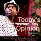 Yosvany Terry: Today's Opinion