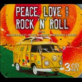 Various Artists: Peace, Love and Rock `N' Roll [Digipak]