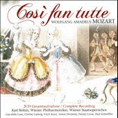 Mozart: Cosi fan tutte