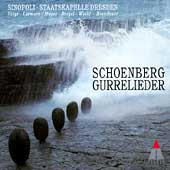 Schoenberg: Gurrelieder / Sinopoli, Voigt, Larmore, et al