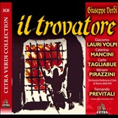 Verdi: Il Trovatore / Tagliabue, Mancini, Pirazzini, Volpi, Colella, Sciutti (rec. 1951)
